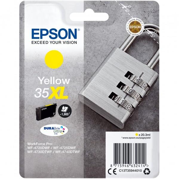 Epson C13T35944010 yellow HC