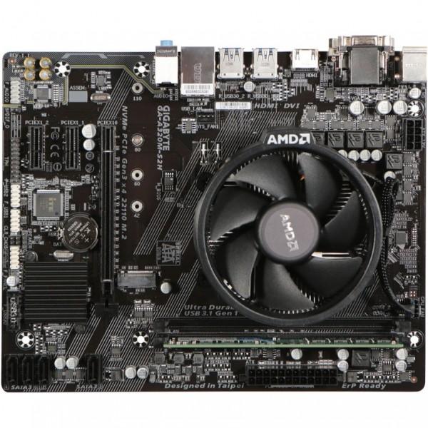 Innovation Tuning-Kit AMD Athlon X4 200GE 1200G 2x3,2GHz 4GB
