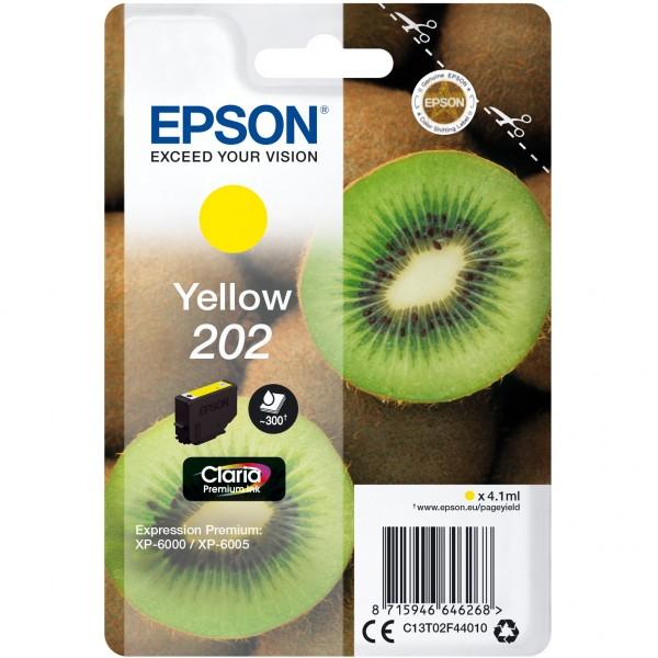 Epson 202 C13T02F44010 yellow