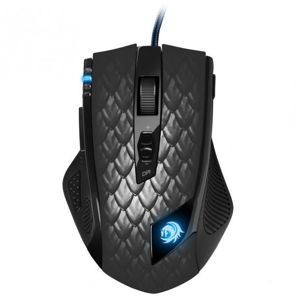 Sharkoon Drakonia black |LED 8200dpi #Gaming
