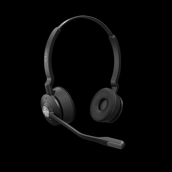 Jabra Engage 65 Stereo Headset - Headset - 16 KHz
