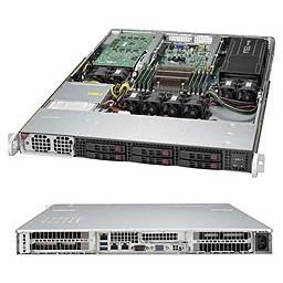 Barebone Server Supermicro SuperServer 1018GR-T