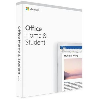 Microsoft Office 2019 Home & Student UK Englisch PC/MAC