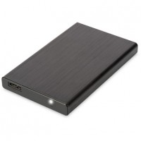 6cm SATA USB3 Digitus black
