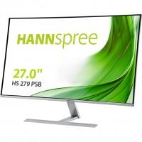 68,6cm/27'' (1920x1080) Hannspree HS279PSB 5ms 1000:1 IPS 16:9 5ms HDMI VGA DisplayPort Speaker Grey