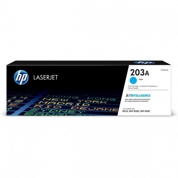 HP # 203A CF541A cyan