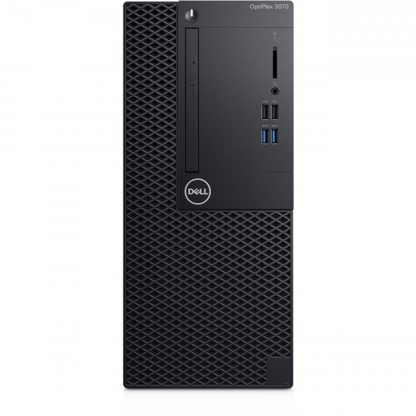 Dell OptiPlex 3070 MT i5-9500/8GB/256SSD/DVDRW/USB3/W10Pro 1J VOS