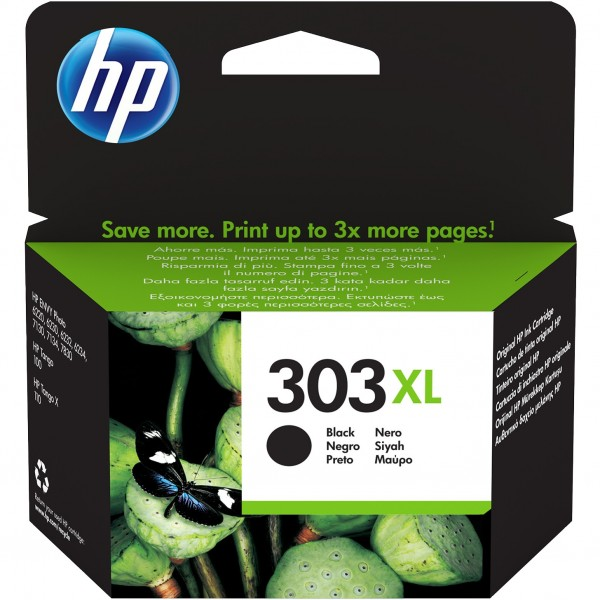 HP 303XL black mit hoher Reichweite T6N04AE#UUS