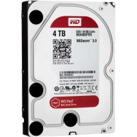4TB WD WD40EFRX Red Plus NAS 5400RPM 64MB