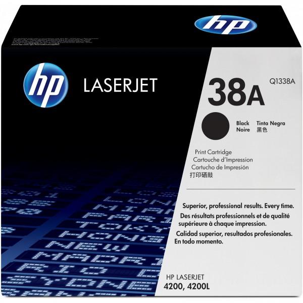 HP Q1338A #38A black