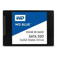 "2.5"" 250GB WD Blue 3D NAND"