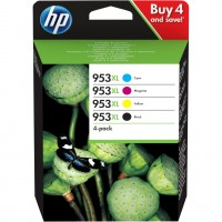 HP #953XL 4er-Pack 3HZ52AE black, cyan, yellow, magenta