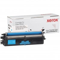 TON Xerox Everyday Toner Cyan cartridge equivalent to Brother TN230C for use in: Brother HL-3040, HL-3045, HL-3070, HL-3075; DCP-9010; MFC-9010, MFC-5