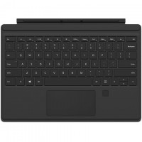 Microsoft Surface Pro Type Cover mit Fingerprint ID - Black (Retail)