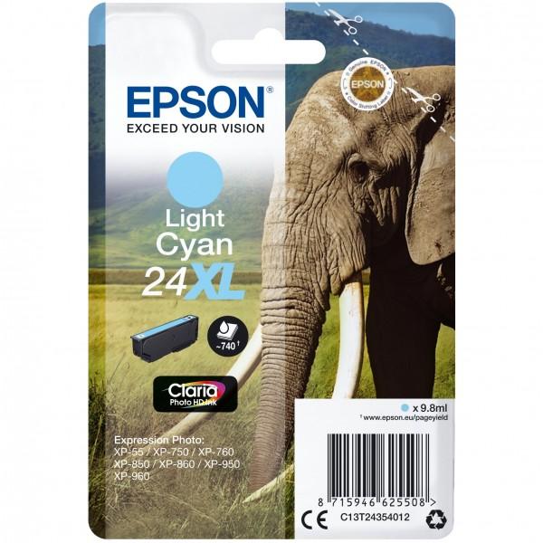 Epson C13T24354012 light cyan HC