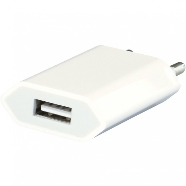 Ladegerät 240V 1xUSB 1,0A white | Innovation IT