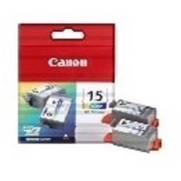 Canon BCI-15C farbig 2x