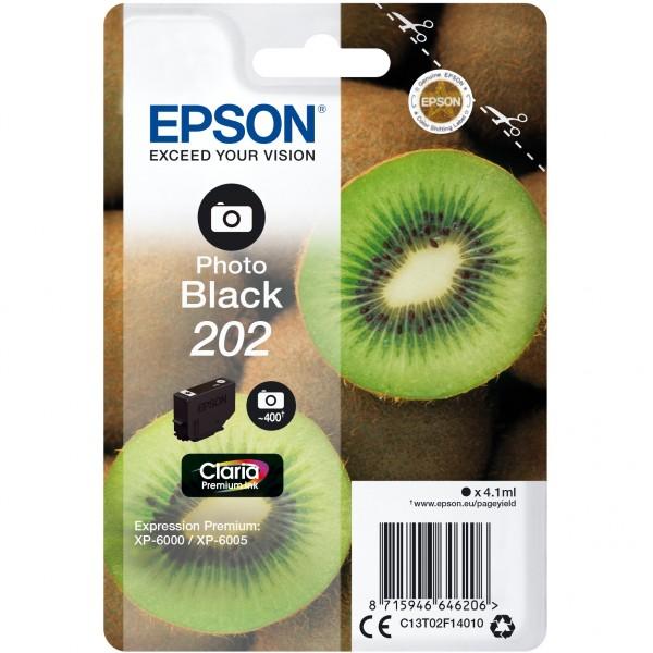 Epson 202 C13T02F14010 photo black