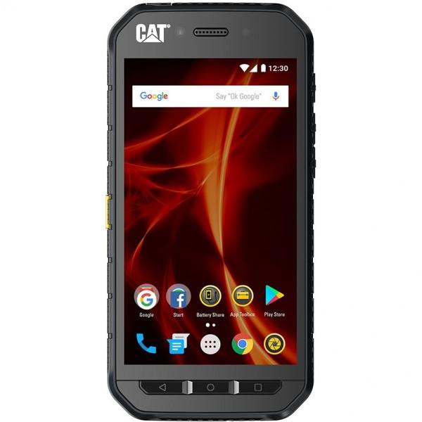 Caterpillar CAT S41 Dual-SIM-Outdoor Handy 32GB Black