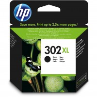 HP # 302 XL black