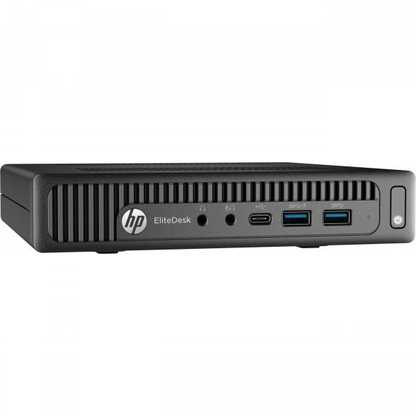 PC HP EliteDesk 800 G2 i5-6500 (4x3,2) / 8GB DDR4 / 256GB SSD / Win 10 Pro / Desktop USFF