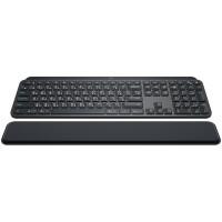 Logitech MX Keys - Tastatur Hintergrundbeleuchtung mit Handauflage