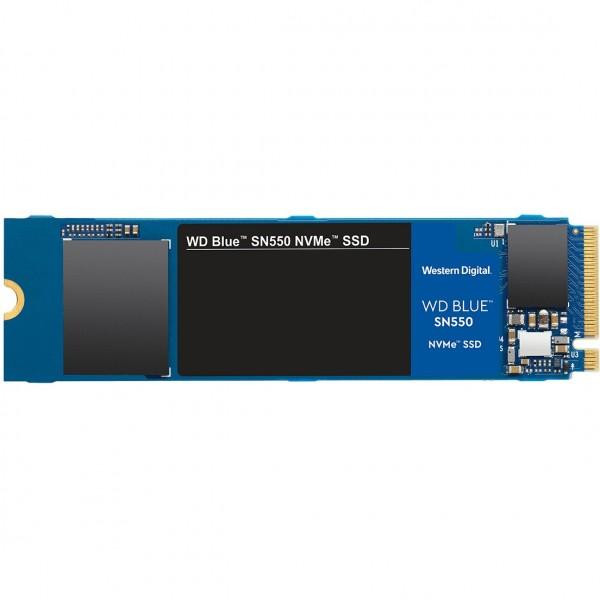 M.2 250GB WD Blue SN550 NVMe PCIe 3.0 x 4