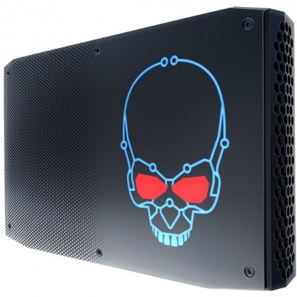 Intel NUC Kit NUC8I7HNK2   Core i7-8705G, 2x DDR4, 2x M.2