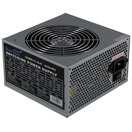 600W LC-Power Office LC600H-12 |