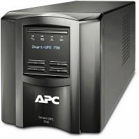 """APC Smart-UPS SMT 750iC LCD 750VA SmartConnect """"EU-Ware"""""""