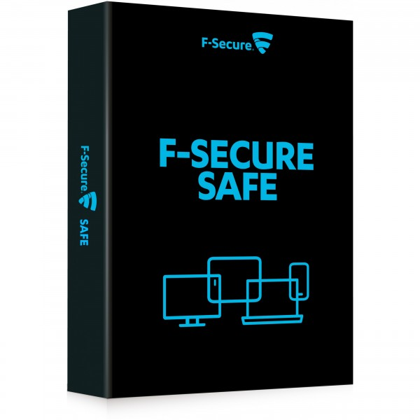 ESD F-SECURE SAFE Internet Security - 1 Device 2 Years