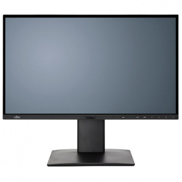 "68,6cm/ 27"" (3840x2160) Fujitsu P27-8 TS UHD 4K Ultra HD IPS DP Mini DP 2x HDMI USB HUB Pivot black"