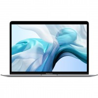 Apple MacBook Air: 1.1GHz dual-core 10th-generation Intel Core i3 processor, 256GB - Silver -new-