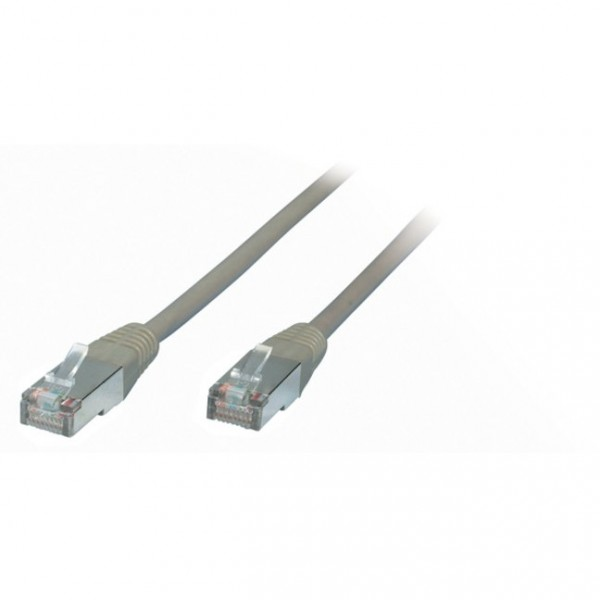 Patchkabel CAT5e RJ45 F/UTP 15m