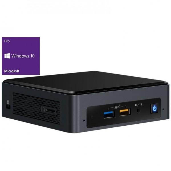 Innovation Intel NUC i3 8109U/ 4GB / 256B SSD m.2 / Windows 10 Pro (36 Monate Garantie)