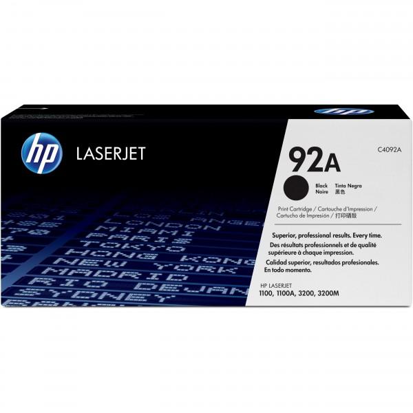 HP # 92A C4092A black