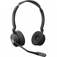 Jabra Engage 75 Stereo Binaural Kopfband Schwarz