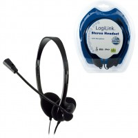 LogiLink Stereo Headset Deluxe