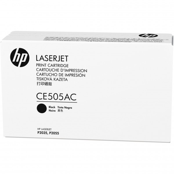 HP # 05A CE505AC black Contract-Toner