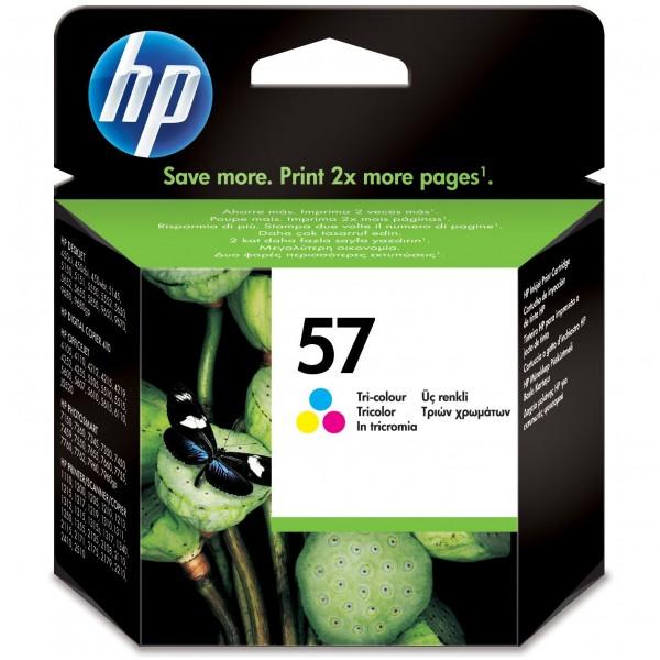 HP # 57 C6657AE color