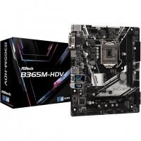 ASRock B365M-HDV µ