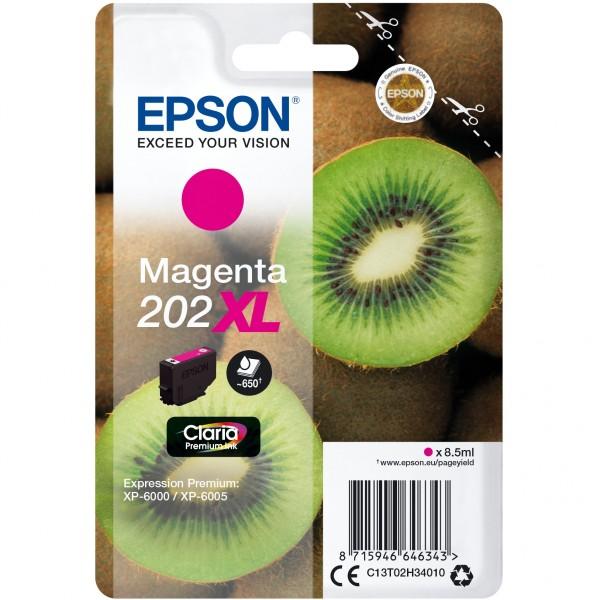 Epson 202 C13T02H34010 magenta HC