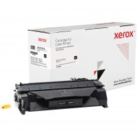 TON Xerox Black Toner Cartridge equivalent to HP 80A for use in LaserJet Pro 400 M401, MFP M425 (CF280A)