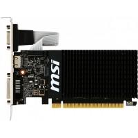 GT710 1GB MSI 1GD3H LP Silent passiv LP/1xDVI/1xHDMI/1xVGA