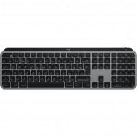 Logitech MX Keys für Mac Wireless Bluetooth Alu -Black