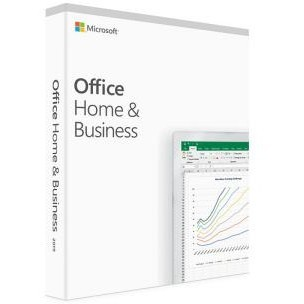 Microsoft Office 2019 Home & Business UK Englisch PC/MAC