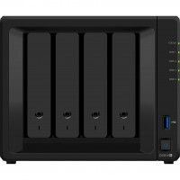 4-Bay Synology DS918+ Intel Celeron J3455, 4x 1.50GHz