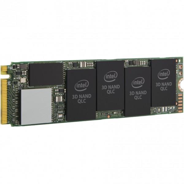 M.2 512GB Intel 660P Series NVMe PCIe 3.0 x 4 white box