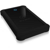 """2,5 6cm 2,5"""" SATA III (6 Gbit/s) HDD/SSD, USB 3.0 UASP Host ICY BOX"""