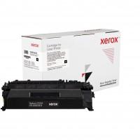 TON Xerox Black Toner Cartridge equivalent to HP 05A for use in LaserJet P2035, P2055; Canon imageCLASS LBP251, LBP253, LBP6300, LBP6650 (CE505A)
